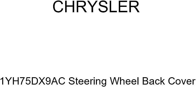 Genuine Chrysler 1VH72DX9AA Steering Wheel