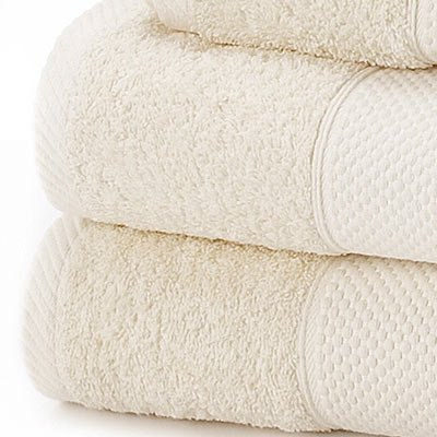 Linens Limited Toalla de baño extragrande - 100% algodón turco - Crema, 100x180cm