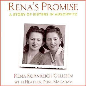 Rena's Promise Audiobook