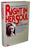img - for Right in Her Soul: The Life of Anna Louise Strong book / textbook / text book