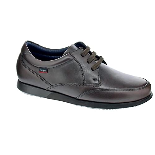 Y Amazon Blucher es Callaghan De Marrón 92657 Zapatos Hombre qwWO8zR