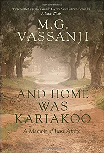 And Home Was Kariakoo book cover