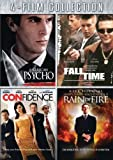 Four-Film Collection (American Psycho / Fall Time / Confidence / Rain of Fire) by Lions Gate