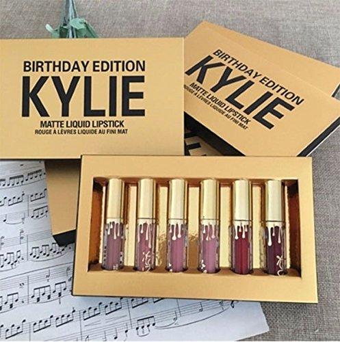 Kylie Jenner Birthday Edition Matte Liquid Lipstick