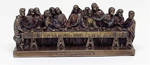 - Last Supper with Jesus and His Apostles Statue Figurine La Ultima Cena de Jesus Cristo