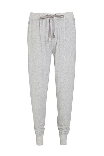 Jockey - Pantalón de pijama - para hombre silver rock melange Small