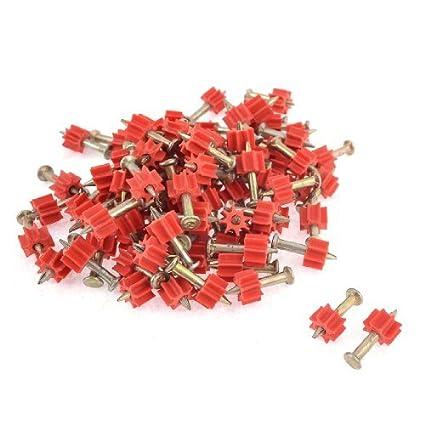 100 piezas de 2,8 mm de diámetro de 22 mm caña larga de la