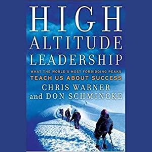 High Altitude Leadership Audiobook
