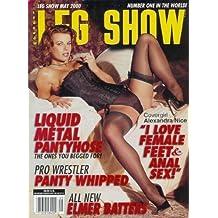 Amazon Com Leg Show Magazine Books