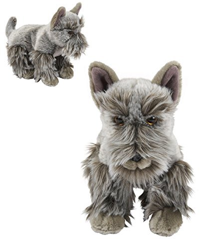 Animal Alley EXCLUSIVE 10 inch Scottish Terrier Gray (Toys R Us Exclusive)