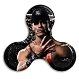 OIB Fidget Spinner Toys - John Felix Cena Metal Bearings Hand Spinner For ADHD, ADD Boredom Stress Reducer Killing Time