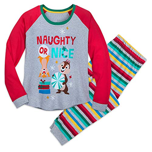 Disney Chip 'n Dale Christmas PJ Set