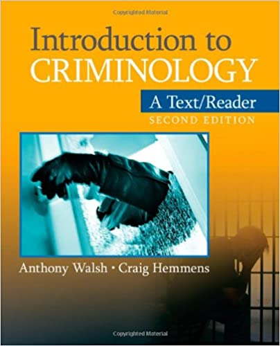 introduction to criminology exam papers 2013