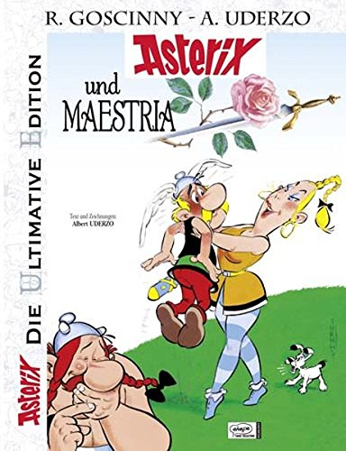 Die ultimative Asterix Edition 29: Asterix und Maestria (Asterix Die Ultimative Edition, Band 29) Gebundenes Buch – 12. November 2007 Albert Uderzo Gudrun Penndorf Egmont Comic Collection 3770431618