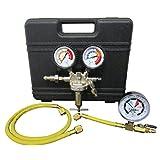 Mastercool (53010) Black Pressure Test Regulator Kit