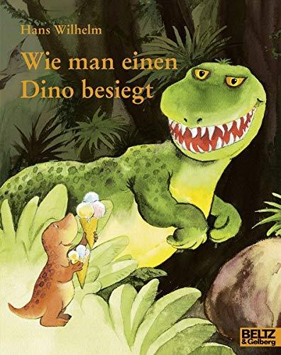 Wie man einen Dino besiegt (MINIMAX) Taschenbuch – 15. Mai 2018 Hans Wilhelm Beltz & Gelberg 3407761090 empfohlenes Alter: ab 4 Jahre