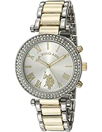Women's Quartz Two Tone Dress Watch (Model: USC40171)