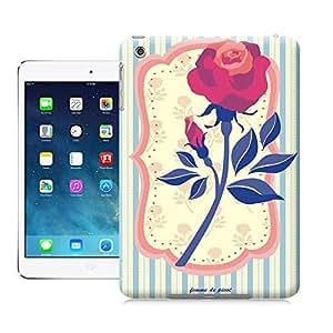 BreathePattern-Striped Rose-Apple iPad mini