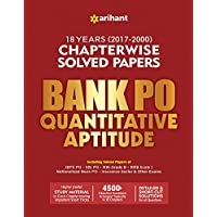 Bank PO Quantitative Aptitude Solved Papers