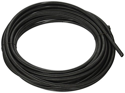 Ridgid 62260 3/8-Inch x 35-Feet C-6 Cable with Male Coupling by Ridgid