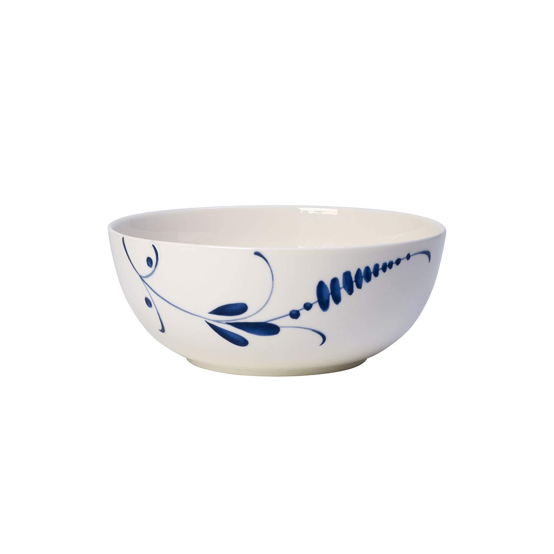 Premium Porcelain Villeroy /& Boch 10-4207-3170 Vieux Luxemburg Brindille Round Bowl White