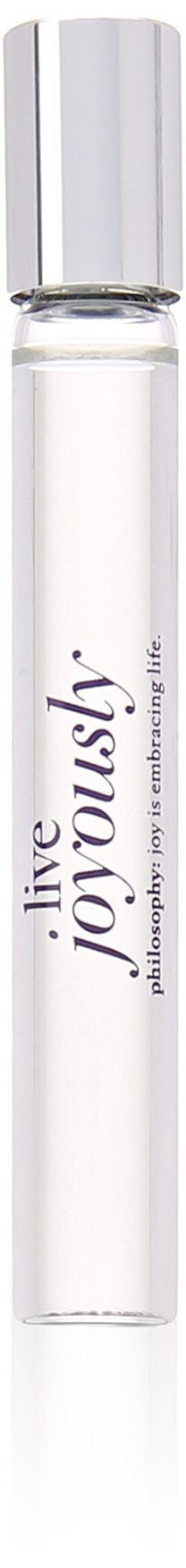 Philosophy Live Joyously Fragrance Eau de Parfum Roll-On, 0.33 Ounce