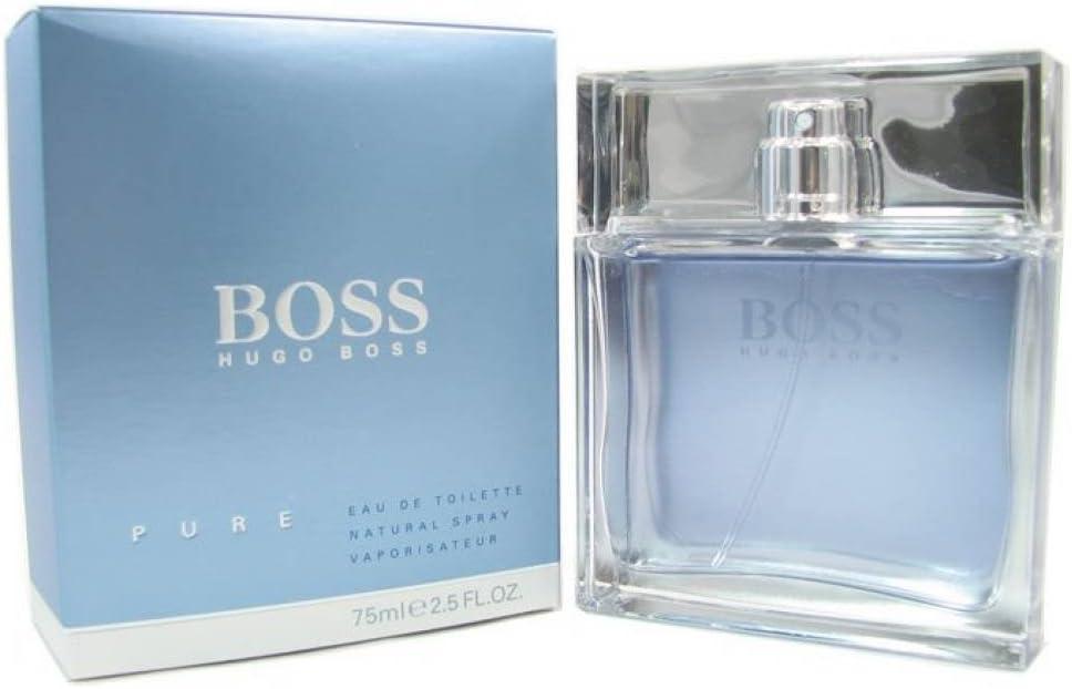 Hugo Boss Pure Homme Eau de Toilette - 75 ml: Amazon.co.uk: Beauty
