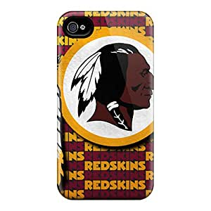 Slim Fit Tpu Protector Shock Absorbent Bumper Washington Redskins Cases For Iphone 6
