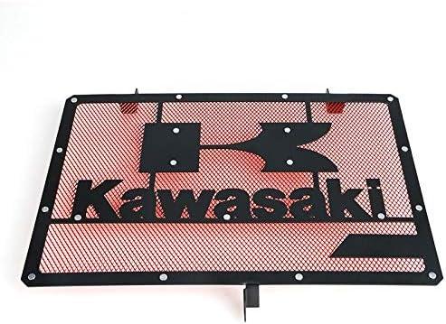 MUJUN Reserve for Kawasaki Z1000 Z1000SX Z800 Ninja 1000 2019 Z 1000 SX Ninja1000 Z800 Kühlerschutz Motorrad-Abdeckungs-Schutz-Zubehör (Color : Red)