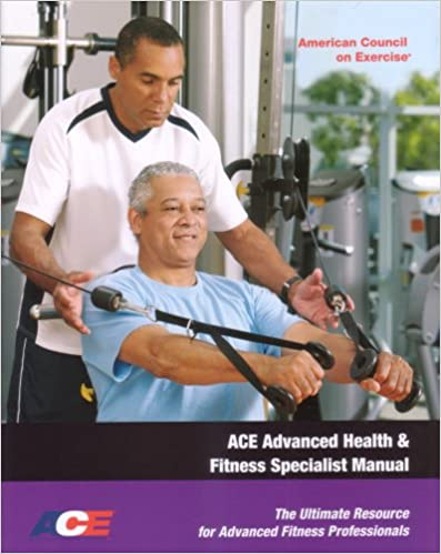 81a943345d Advanced Health   Fitness Specialist Manual  The Ultimate Resource for  Advanced Fitness Professionals Pap DVD Edition