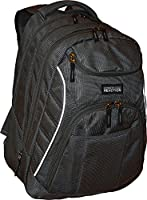 "Kenneth Cole Reaction Expandable Double Gusset 17"" Laptop Backpack with iPad/Tablet Pocket"