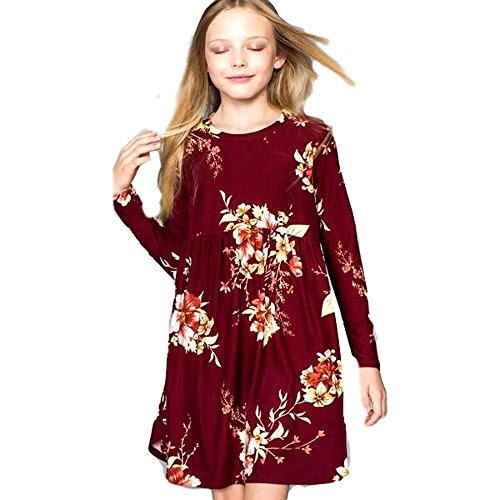 long sleeve baby doll dresses - 3