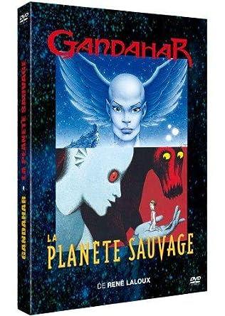 Amazon Com Gandahar La Planete Sauvage Coffret 2 Dvd Movies Tv