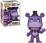 Funko Pop! Games: Mr. Hippo Collectible Figure, Multicolor
