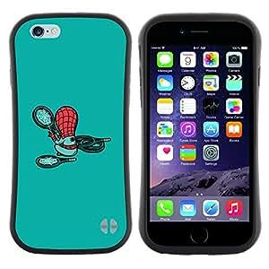 "Pulsar iFace Series Tpu silicona Carcasa Funda Case para Apple (4.7 inches!!!) iPhone 6 Plus / 6S Plus ( 5.5 ) , Lindo personaje de dibujos animados del trullo Niños Niño"""