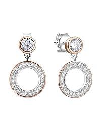 SOUFEEL Earrings 925 Sterling Silver Stud Earrings Unforgettable Gifts
