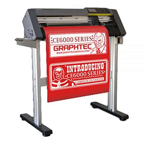 Ving Vinyl Cutting Machines 24-inch Graphtec CE6000-60 Vinyl Cutting Plotter