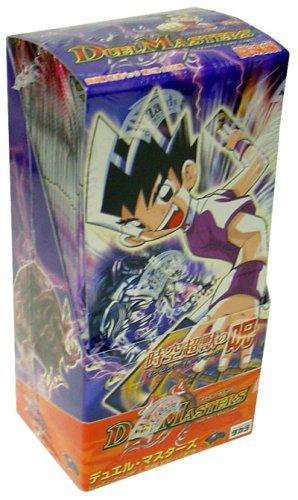 デュエルマスターズトレーディングカードゲームDM-07:闘魂編拡張パック第2弾 時空超獣の呪 ~インビンシブル・チャージ~ BOX
