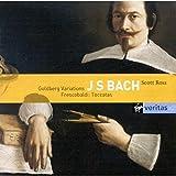 Bach: Goldberg Variations / Frescobaldi: Toccatas