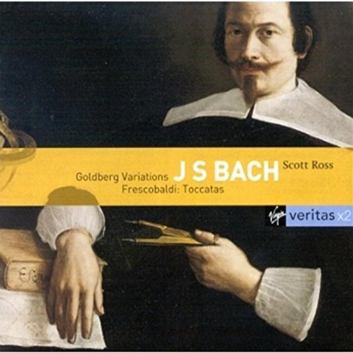 Bach: Goldberg Variations / Frescobaldi: Toccatas by EMI Import