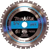 Best  - Makita A-95037 TCT Saw Blade 5-3/8-inch by 5/8-inch Review