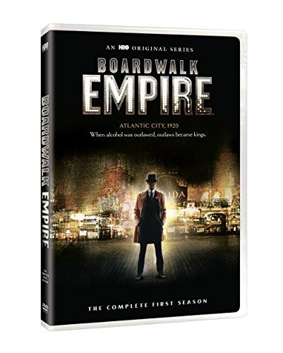 Boardwalk Empire: Complete First Season from HBO Home Video