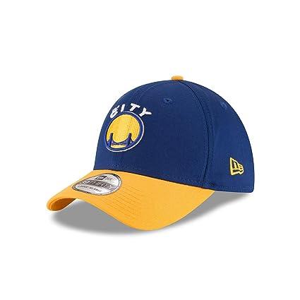 new york 68d0e f83f1 New Era Golden State Warriors Clean Hit 39THIRTY Flex Fit Hat Cap  Small Medium