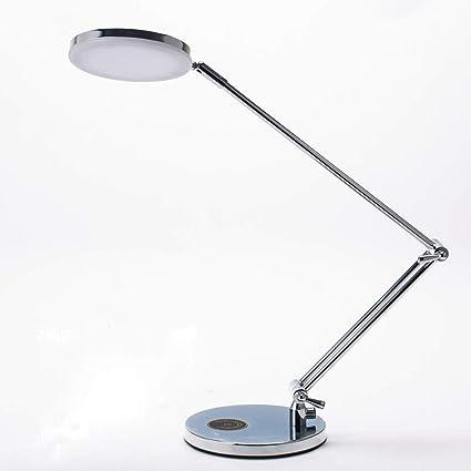 Lámpara de Mesa Moderno Escritorio Minimalista Brazo Largo ...