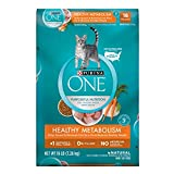Purina ONE Weight Control, Natural Dry Cat Food, Healthy Metabolism - 16 lb. Bag