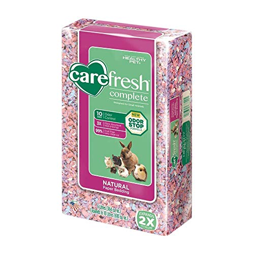 CareFRESH® ColorsTM Premium Soft Bedding, Purple 10L, 2.2 Lbs.