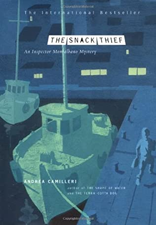 book cover of The Snack Thief