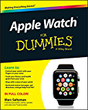 Apple Watch For Dummies