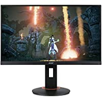 "Acer XF270HU Cbmiiprzx 27"" WQHD (2560 x 1440) TN Monitor with AMD FREESYNC Technology |144Hz Refresh Rate | 1ms | (Display Port 1.2 & 2 x HDMI Ports)"