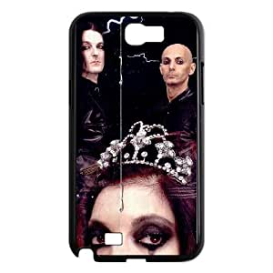 Samsung Galaxy N2 7100 Cell Phone Case Covers Black Stahlhammer Rlzsf